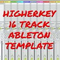 Ableton Push 2 Trap Drum Rack | Higherkey Productions